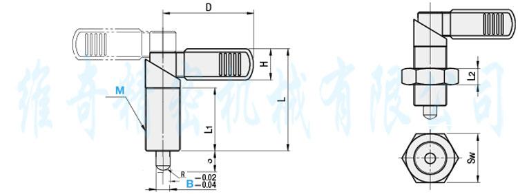 家装电路施工定位示意